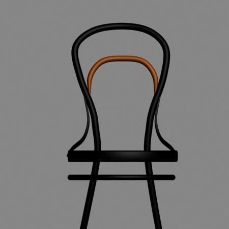 Как сделать стул в 3д максе